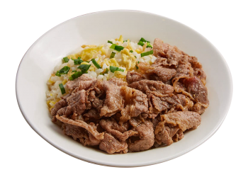 Beef Brisket Fried Rice With Egg