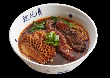 Braised Beef Noodle Soup (Shank, Tripe, Tendon)