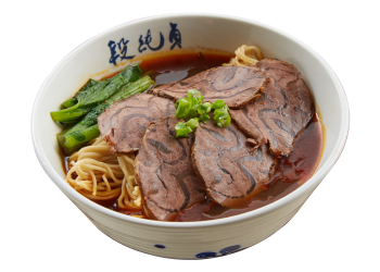 Classic Braised Beef Shank Noodle Soup (Sliced Beef Shank)