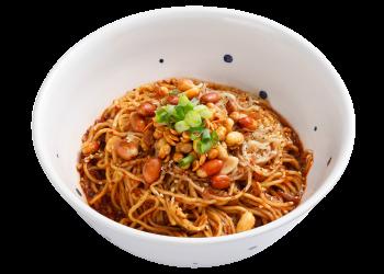 Spicy & Sour Dry Noodles