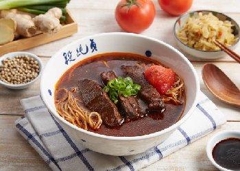 燉蕃茄牛肉麵
